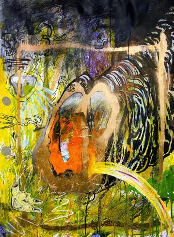tegninger, malerier, abstrakte, geometriske, surrealistiske, mønstre, sorte, blå, grønne, gule, artliner, papir, tusch, olie, blyant, abstrakte-former, samtidskunst, dansk, design, interiør, bolig-indretning, moderne, moderne-kunst, nordisk, skandinavisk, Køb original kunst og kunstplakater. Malerier, tegninger, limited edition kunsttryk & plakater af dygtige kunstnere.