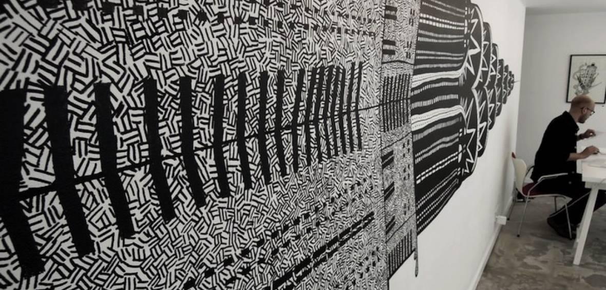 wall art, artist, art, gallery
