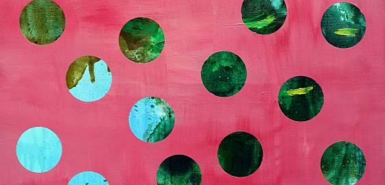 malerier, abstrakte, grafiske, landskab, botanik, natur, mønstre, blå, grønne, pink,  bomuldslærred, olie, sceneri, Køb original kunst og kunstplakater. Malerier, tegninger, limited edition kunsttryk & plakater af dygtige kunstnere.
