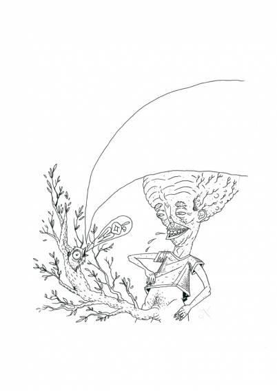 illustration. udtryksfuldt moderne kunst. talentfulde kunstnere, online kunstgalleri