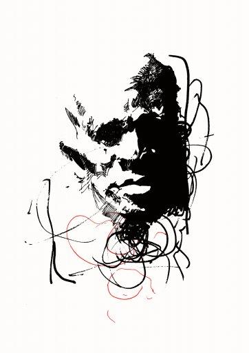 plakater-posters-kunsttryk, giclee-tryk, ekspressionistiske, monokrome, mønstre, mennesker, sorte, hvide, blæk, papir, sort-hvide, samtidskunst, dansk, design, ekspressionisme, ansigter, interiør, bolig-indretning, moderne, moderne-kunst, nordisk, plakater, tryk, skandinavisk, Køb original kunst og kunstplakater. Malerier, tegninger, limited edition kunsttryk & plakater af dygtige kunstnere.