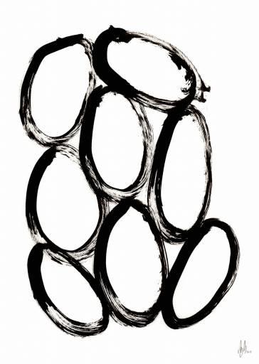 kunsttryk, gliceé, abstrakte, æstetiske, børnevenlige, grafiske, minimalistiske, monokrome, bevægelse, mønstre, sorte, hvide, blæk, papir, abstrakte-former, sort-hvide, samtidskunst, dansk, design, interiør, bolig-indretning, moderne, moderne-kunst, nordisk, plakater, skandinavisk, Køb original kunst og kunstplakater. Malerier, tegninger, limited edition kunsttryk & plakater af dygtige kunstnere.
