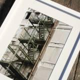 Indreammet fotografi, kunstfoto, kunstfotografi, fragmentering, dynamik, strukturer og historie.