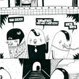 original tegneserie. punk tegninger, vulgær tegning, fantastisk illustration. udtryksfuldt moderne kunst. talentfulde kunstnere, online kunstgalleri.