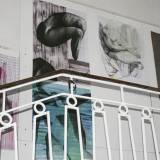 tegninger, abstrakte, æstetiske, ekspressionistiske, figurative, illustrative, portræt, kroppe, mønstre, seksualitet, sorte, violette, hvide, akryl, kul, papir, abstrakte-former, smukke, samtidskunst, dansk, dekorative, design, interiør, bolig-indretning, mænd, moderne, moderne-kunst, nordisk, nøgen, flotte, skandinavisk, Køb original kunst og kunstplakater. Malerier, tegninger, limited edition kunsttryk & plakater af dygtige kunstnere.