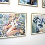 kunsttryk, gliceé, æstetiske, figurative, landskab, kroppe, botanik, mønstre, seksualitet, beige, blå, grå, hvide, blæk, papir, kvindelig, blomster, interiør, bolig-indretning, naturlig, naturealistiske, planter, romantiske, kvinder, Køb original kunst og kunstplakater. Malerier, tegninger, limited edition kunsttryk & plakater af dygtige kunstnere.