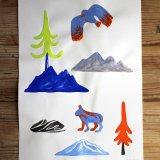 gouache-malerier, farverige, figurative, illustrative, landskab, minimalistiske, dyreliv, botanik, natur, himmel, vilde-dyr, blå, grønne, grå, orange, gouache, blæk, papir, smukke, fugle, dansk, design, skov, interiør, bolig-indretning, moderne, moderne-kunst, bjerge, nordisk, plakater, tryk, skandinavisk, Køb original kunst og kunstplakater. Malerier, tegninger, limited edition kunsttryk & plakater af dygtige kunstnere.