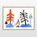 tegninger, akvarel-malerier, collager, æstetiske, farverige, børnevenlige, grafiske, illustrative, minimalistiske, botanik, tegneserier, natur, mennesker, sorte, blå, røde, akryl, papir, akvarel, smukke, dansk, dekorative, design, skov, interiør, bolig-indretning, moderne, moderne-kunst, nordisk, plakater, flotte, skandinavisk, træer, Køb original kunst og kunstplakater. Malerier, tegninger, limited edition kunsttryk & plakater af dygtige kunstnere.