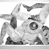 tegninger, gouache, akvareller, figurative, monokrome, portræt, surrealistiske, kroppe, seksualitet, sorte, grå, hvide, gouache, papir, sort-hvide, samtidskunst, københavn, design, erotiske, interiør, bolig-indretning, moderne, moderne-kunst, nordisk, nøgen, skandinavisk, seksuel, Køb original kunst og kunstplakater. Malerier, tegninger, limited edition kunsttryk & plakater af dygtige kunstnere.