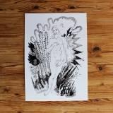 kunsttryk, gliceé, æstetiske, figurative, monokrome, portræt, kroppe, botanik, seksualitet, sorte, hvide, blæk, papir, sort-hvide, samtidskunst, dansk, dekorative, design, erotiske, blomster, interiør, bolig-indretning, moderne, moderne-kunst, nordisk, nøgen, skandinavisk, seksuel, Køb original kunst og kunstplakater. Malerier, tegninger, limited edition kunsttryk & plakater af dygtige kunstnere.