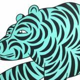 plakater-posters-kunsttryk, silketryk, børnevenlige, figurative, illustrative, pop, dyreliv, tegneserier, vilde-dyr, sorte, grønne, turkise, hvide, akryl, blæk, sjove, katte, samtidskunst, dansk, design, interiør, bolig-indretning, moderne-kunst, nordisk, pop-art, plakater, tryk, skandinavisk, Køb original kunst og kunstplakater. Malerier, tegninger, limited edition kunsttryk & plakater af dygtige kunstnere.