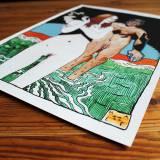 kunsttryk, gliceé, figurative, grafiske, illustrative, portræt, kroppe, tegneserier, seksualitet, sorte, blå, brune, grønne, blæk, papir, samtidskunst, dansk, dekorative, design, erotiske, interiør, bolig-indretning, mænd, moderne, moderne-kunst, nordisk, nøgen, plakater, skandinavisk, seksuel, skitse, Køb original kunst og kunstplakater. Malerier, tegninger, limited edition kunsttryk & plakater af dygtige kunstnere.