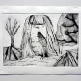 kunsttryk, engraveringer, dyr, grafiske, landskab, surrealistiske, natur, sorte, grå, hvide, blæk, papir, dekorative, interiør, bolig-indretning, sceneri, vilde-dyr, Køb original kunst og kunstplakater. Malerier, tegninger, limited edition kunsttryk & plakater af dygtige kunstnere.