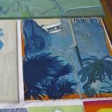malerier, æstetiske, farverige, ekspressionistiske, geometriske, landskab, arkitektur, botanik, natur, blå, orange,  bomuldslærred, olie, bygninger, dansk, dekorative, design, ekspressionisme, interiør, bolig-indretning, moderne, moderne-kunst, planter, hav, træer, levende, Køb original kunst og kunstplakater. Malerier, tegninger, limited edition kunsttryk & plakater af dygtige kunstnere.