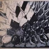 FERROFLUID linocut_stencil