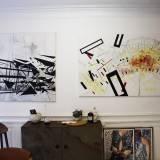 malerier, collager, abstrakte, geometriske, grafiske, minimalistiske, monokrome, arkitektur, mønstre, teknologi, beige, sorte, grå, hvide, akryl, tusch, abstrakte-former, arkitektoniske, smukke, sort-hvide, både, bygninger, samtidskunst, københavn, dansk, design, interiør, bolig-indretning, moderne, moderne-kunst, nordisk, skandinavisk, Køb original kunst og kunstplakater. Malerier, tegninger, limited edition kunsttryk & plakater af dygtige kunstnere.