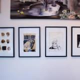 tegninger, figurative, grafiske, monokrome, kroppe, mennesker, sorte, hvide, artliner, papir, sort-hvide, samtidskunst, dansk, død, design, ansigter, interiør, bolig-indretning, moderne, moderne-kunst, nordisk, skandinavisk, Køb original kunst og kunstplakater. Malerier, tegninger, limited edition kunsttryk & plakater af dygtige kunstnere.