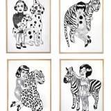 kunsttryk, linoleumstryk, engraveringer, dyr, børnevenlige, figurative, grafiske, portræt, kroppe, tegneserier, humor, kæledyr, sorte, hvide, akryl, blæk, papir, sjove, københavn, sød, dansk, dekorative, design, hunde, kvindelig, interiør, bolig-indretning, nordisk, skandinavisk, kvinder, Køb original kunst og kunstplakater. Malerier, tegninger, limited edition kunsttryk & plakater af dygtige kunstnere.