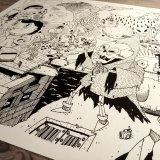 plakater-posters-kunsttryk, giclee-tryk, børnevenlige, figurative, grafiske, illustrative, landskab, monokrome, pop, tegneserier, børn, humor, mønstre, mennesker, sorte, hvide, blæk, papir, sjove, sort-hvide, drenge, københavn, graffiti, interiør, bolig-indretning, moderne, bjerge, sommer, sol, urban, Køb original kunst og kunstplakater. Malerier, tegninger, limited edition kunsttryk & plakater af dygtige kunstnere.