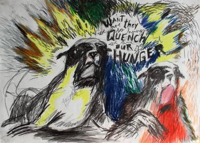 tegninger, abstrakte, dyr, børnevenlige, illustrative, tegneserier, stemninger, natur, kæledyr, vilde-dyr, blå, røde, gule, kridt, papir, blyant, abstrakte-former, dekorative, interiør, bolig-indretning, naive, skitse, vilde-dyr, Køb original kunst og kunstplakater. Malerier, tegninger, limited edition kunsttryk & plakater af dygtige kunstnere.