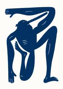 plakater-posters-kunsttryk, giclee-tryk, børnevenlige, figurative, grafiske, illustrative, kroppe, tegneserier, bevægelse, mennesker, sport, blå, blæk, papir, sjove, samtidskunst, københavn, dekorative, design, interiør, bolig-indretning, moderne, moderne-kunst, plakater, tryk, Køb original kunst og kunstplakater. Malerier, tegninger, limited edition kunsttryk & plakater af dygtige kunstnere.