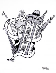 plakater-posters-kunsttryk, børnevenlige, geometriske, illustrative, monokrome, pop, arkitektur, kroppe, humor, sorte, hvide, blæk, papir, sjove, sort-hvide, bygninger, samtidskunst, københavn, dansk, dekorative, design, interiør, bolig-indretning, mænd, moderne, moderne-kunst, nordisk, skandinavisk, Køb original kunst og kunstplakater. Malerier, tegninger, limited edition kunsttryk & plakater af dygtige kunstnere.