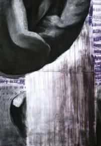 tegninger, abstrakte, æstetiske, figurative, portræt, kroppe, mønstre, seksualitet, sorte, brune, violette, hvide, akryl, kul, papir, abstrakte-former, smukke, dekorative, interiør, bolig-indretning, mænd, nøgen, flotte, Køb original kunst og kunstplakater. Malerier, tegninger, limited edition kunsttryk & plakater af dygtige kunstnere.