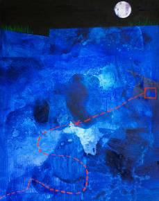 malerier, abstrakte, farverige, landskab, natur, havet, mønstre, sorte, blå, røde,  bomuldslærred, olie, samtidskunst, dansk, dekorative, design, interiør, bolig-indretning, moderne, moderne-kunst, nordisk, skandinavisk, sceneri, Køb original kunst og kunstplakater. Malerier, tegninger, limited edition kunsttryk & plakater af dygtige kunstnere.