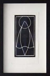 stærke og udtryksfulde kunst illustrationer og linoliumstryk, dygtig dansk illustrator