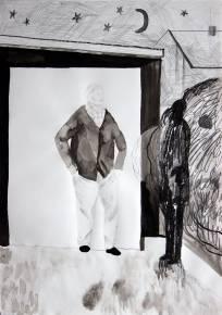tegninger, akvareller, figurative, illustrative, portræt, arkitektur, mønstre, sorte, grå, hvide, papir, blyant, akvarel, sort-hvide, bygninger, samtidskunst, dansk, dekorative, design, interiør, bolig-indretning, mandlig, moderne, moderne-kunst, nordisk, plakater, tryk, skandinavisk, Køb original kunst og kunstplakater. Malerier, tegninger, limited edition kunsttryk & plakater af dygtige kunstnere.
