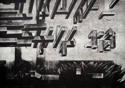 kunsttryk, engraveringer, abstrakte, æstetiske, monokrome, arkitektur, bevægelse, mønstre, sorte, hvide, blæk, papir, abstrakte-former, arkitektoniske, dansk, dekorative, interiør, bolig-indretning, nordisk, skandinavisk, Køb original kunst og kunstplakater. Malerier, tegninger, limited edition kunsttryk & plakater af dygtige kunstnere.
