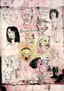 kunsttryk, gliceé, dyr, figurative, portræt, kroppe, humor, kæledyr, sorte, pink, blæk, papir, sjove, samtidskunst, dansk, dekorative, design, hunde, ansigter, interiør, bolig-indretning, mænd, moderne, moderne-kunst, nordisk, skandinavisk, Køb original kunst og kunstplakater. Malerier, tegninger, limited edition kunsttryk & plakater af dygtige kunstnere.