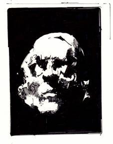 tegning af ansigt, kunst, online galleri, illustrationer af dygtige og talentfulde kunstnere på nettet