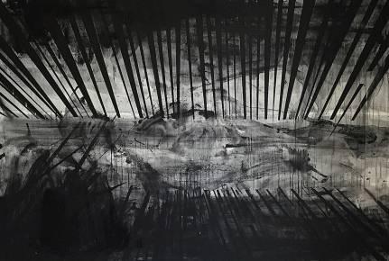 malerier, abstrakte, grafiske, landskab, monokrome, natur, mønstre, himmel, sorte, hvide, akryl,  bomuldslærred, abstrakte-former, arkitektoniske, atmosfære, sort-hvide, samtidskunst, dansk, dekorative, design, interiør, bolig-indretning, moderne, moderne-kunst, nordisk, skandinavisk, sceneri, former, Køb original kunst og kunstplakater. Malerier, tegninger, limited edition kunsttryk & plakater af dygtige kunstnere.