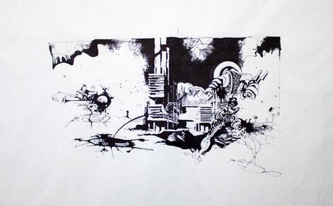 tegninger, ekspressionistiske, illustrative, monokrome, arkitektur, botanik, bevægelse, natur, mønstre, sorte, hvide, blæk, papir, tusch, abstrakte-former, arkitektoniske, sort-hvide, bygninger, samtidskunst, dansk, dekorative, design, graffiti, vandret, huse, interiør, bolig-indretning, mandlig, moderne, moderne-kunst, nordisk, skandinavisk, silhuet, skitse, Køb original kunst og kunstplakater. Malerier, tegninger, limited edition kunsttryk & plakater af dygtige kunstnere.