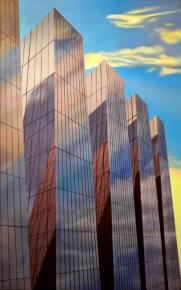 malerier, figurative, geometriske, grafiske, still-life, arkitektur, mønstre, videnskab, teknologi, blå, brune, violette, gule, hørlærred, olie, arkitektoniske, atmosfære, bygninger, forretning, byer, kubisme, dansk, dekorative, design, interiør, bolig-indretning, nordisk, symmetri, urban, Buy original high quality art. Paintings, drawings, limited edition prints & posters by talented artists.