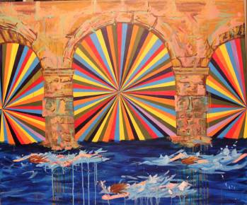 art,painting, anja hemmingsen