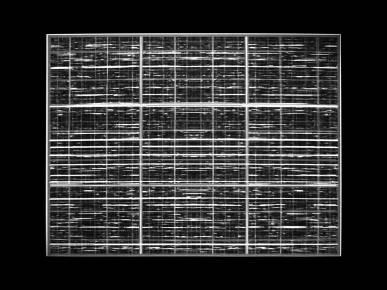 kvadrat firkanter mønster 3d streger landskab by tårne skygger 3d gentagelse struktur Sort hvide grå foto kunstfotografi grafiske minimalistiske visuelle former cirkel