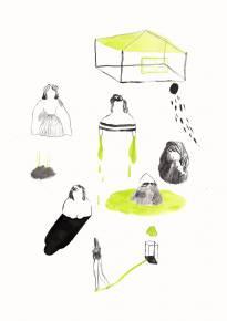 plakater-posters-kunsttryk, giclee-tryk, æstetiske, grafiske, illustrative, portræt, kroppe, stemninger, mennesker, sorte, grønne, hvide, blæk, papir, bygninger, samtidskunst, dansk, dekorative, design, ansigter, interiør, bolig-indretning, mænd, moderne, moderne-kunst, nordisk, plakater, skandinavisk, kvinder, Køb original kunst og kunstplakater. Malerier, tegninger, limited edition kunsttryk & plakater af dygtige kunstnere.
