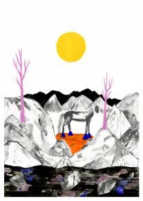 kunsttryk, gicleé, æstetiske, dyr, figurative, illustrative, landskab, minimalistiske, dyreliv, botanik, natur, himmel, vilde-dyr, sorte, grå, gule, blæk, papir, atmosfære, smukke, samtidskunst, dansk, dekorative, design, skov, heste, interiør, bolig-indretning, moderne, moderne-kunst, nordisk, plakater, tryk, skandinavisk, sol, Køb original kunst og kunstplakater. Malerier, tegninger, limited edition kunsttryk & plakater af dygtige kunstnere.