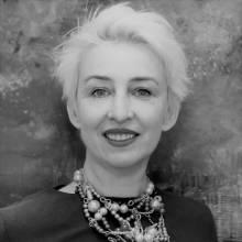 Agnieszka Zawisza, kunstner, malerier, gallerier, kunstgalleri, abstrakte oliemalerier