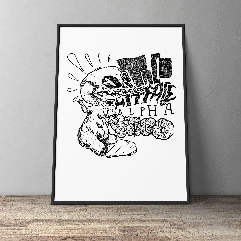 kunsttryk, gliceé, monokrome, surrealistiske, kroppe, tegneserier, humor, typografi, sorte, hvide, blæk, papir, sort-hvide, samtidskunst, interiør, bolig-indretning, moderne, moderne-kunst, plakater, tryk, Køb original kunst og kunstplakater. Malerier, tegninger, limited edition kunsttryk & plakater af dygtige kunstnere.