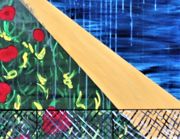 malerier, æstetiske, farverige, figurative, landskab, botanik, natur, himmel, blå, røde, gule, akryl,  bomuldslærred, atmosfære, samtidskunst, københavn, dansk, design, interiør, bolig-indretning, moderne, moderne-kunst, bjerge, nordisk, planter, skandinavisk, sceneri, levende, Køb original kunst og kunstplakater. Malerier, tegninger, limited edition kunsttryk & plakater af dygtige kunstnere.